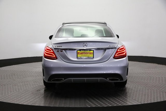 2016 Mercedes-Benz C-Class for sale 124011 5