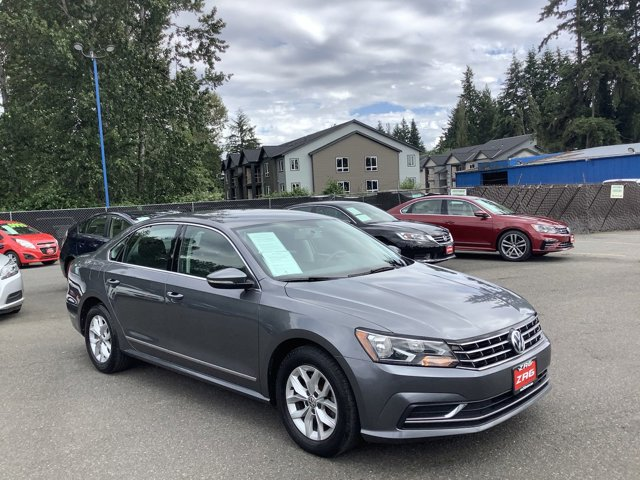 Used 2016 Volkswagen Passat 4dr Sdn 1.8T Auto S PZEV