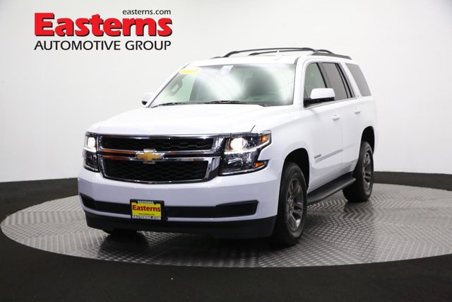 2016 Chevrolet Tahoe LT Sport Utility