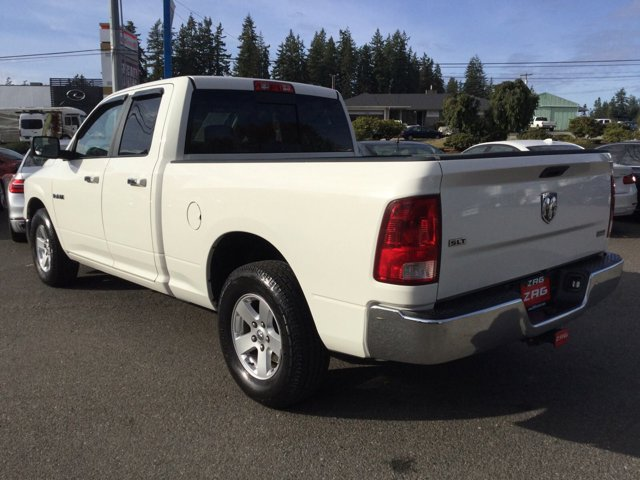 Used 2009 Dodge Ram 1500 2WD Quad Cab 140.5 SLT