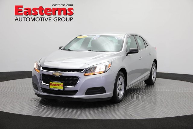 2016 Chevrolet Malibu Limited LS 4dr Car