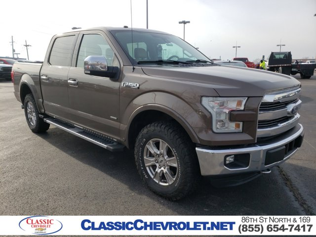 Used 2016 Ford F-150 in Owasso, OK