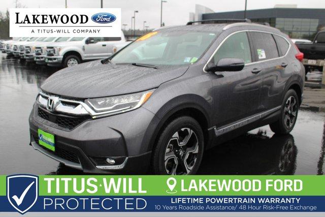 Used 2018 Honda CR-V in Tacoma, WA