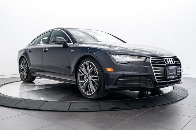2017 Audi A7 Prestige