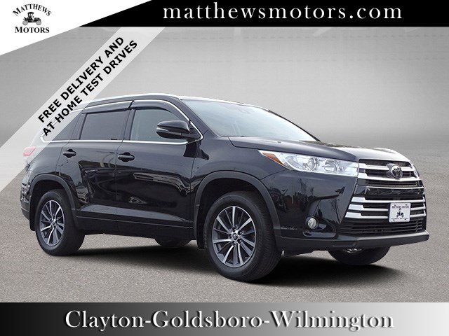 Used 2017 Toyota Highlander in , NC