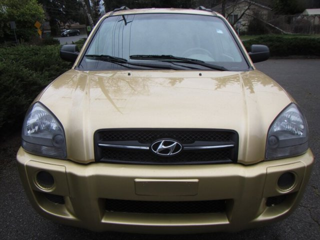Used 2005 Hyundai Tucson 4dr GL FWD 2.0L I4 Manual