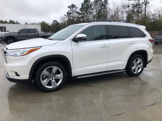 Used 2016 Toyota Highlander in Moss Point, MS