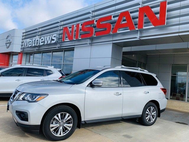 New 2019 Nissan Pathfinder in Paris, TX