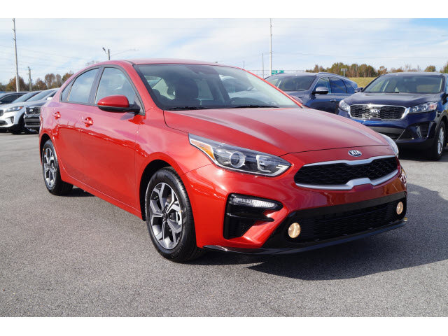 New 2020 KIA Forte in Meridian, MS