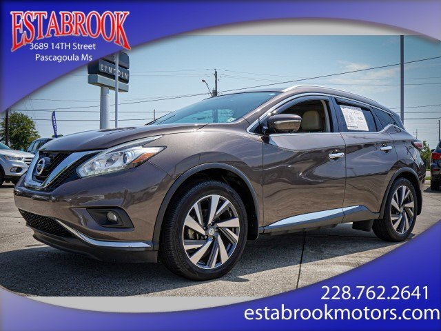 Used 2015 Nissan Murano in , MS
