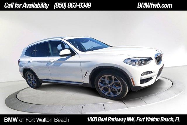 New 2020 BMW X3 in Fort Walton Beach, FL