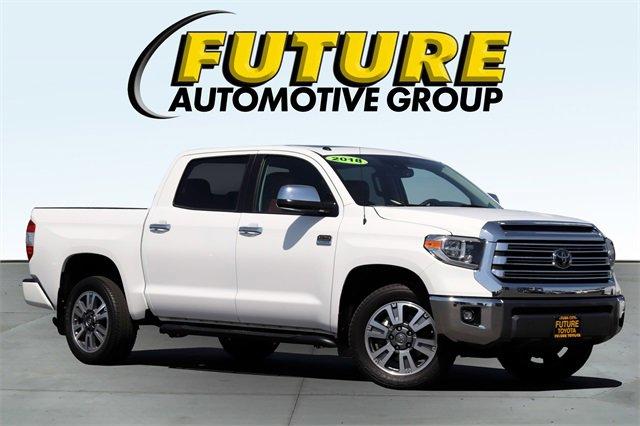 Used 2018 Toyota Tundra in Yuba City, CA
