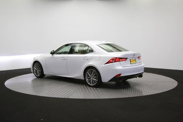 2014 Lexus IS 250 for sale 125127 61