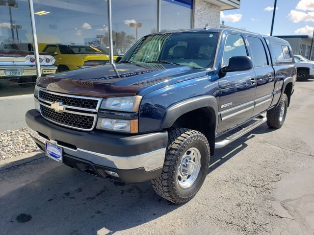 Used 2006 Chevrolet Silverado 2500HD in Billings, MT