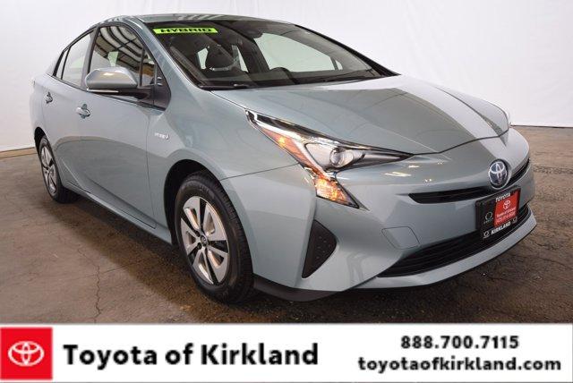 Used 2017 Toyota Prius in Kirkland, WA
