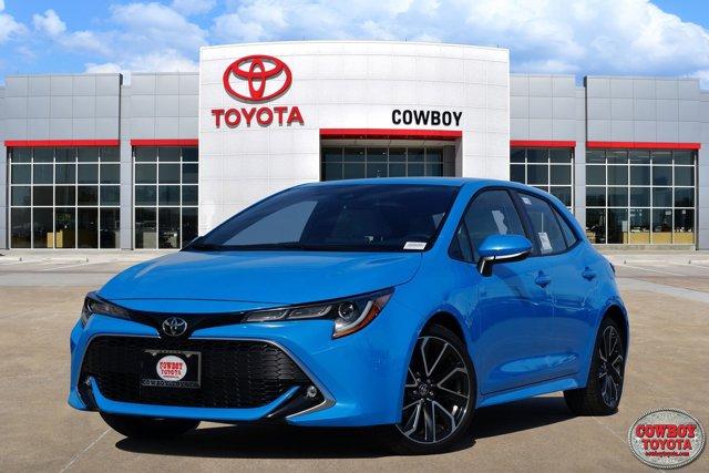 New 2020 Toyota Corolla Hatchback in Dallas, TX