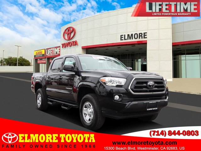 2021 Toyota Tacoma 2WD  Regular Unleaded I-4 2.7 L/164 [8]