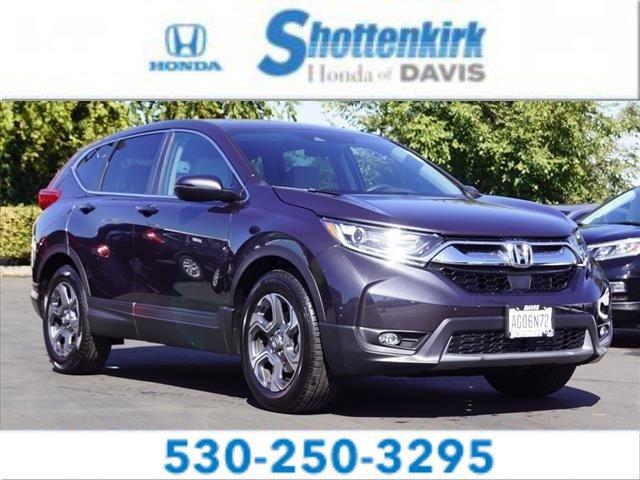 Used 2019 Honda CR-V in Davis, CA