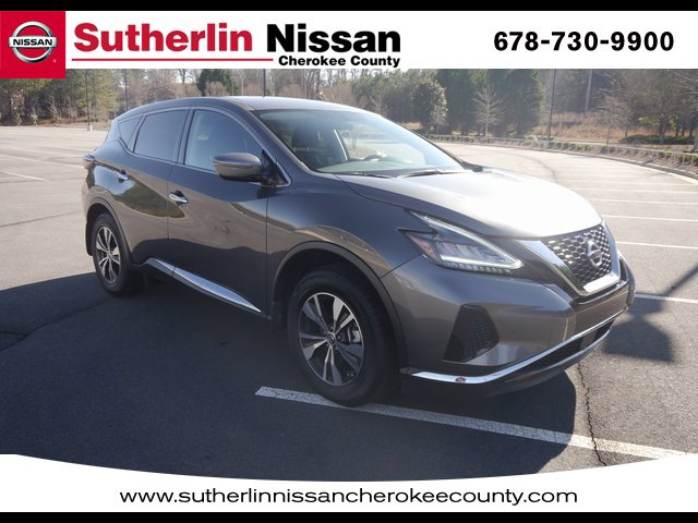 Used 2019 Nissan Murano in Holly Springs, GA