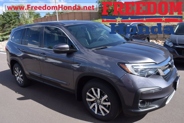 New 2020 Honda Pilot in Grand Junction, CO