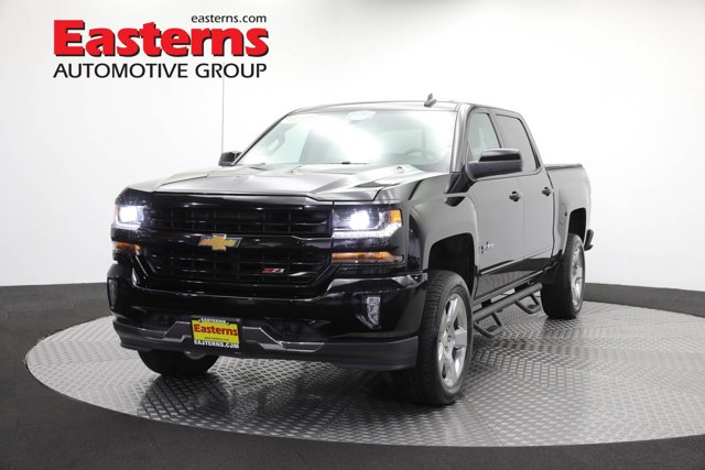 2017 Chevrolet Silverado 1500 LT Plus Texas Edition Crew Cab Pickup