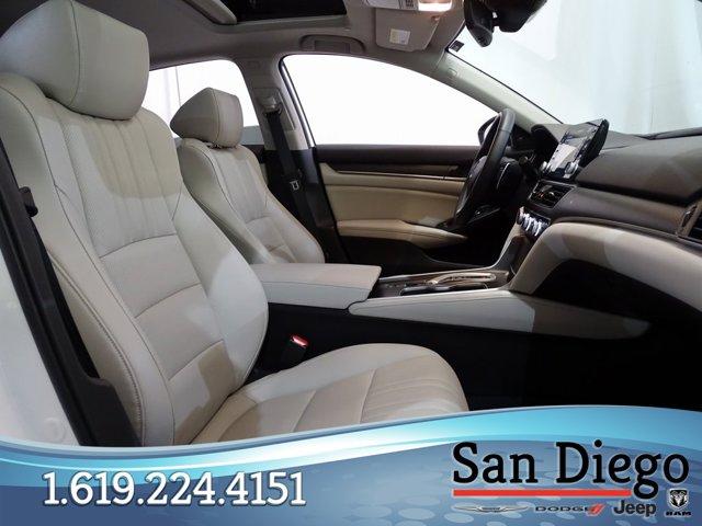 Used 2018 Honda Accord Hybrid Touring Sedan