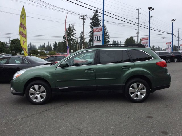 Used 2012 Subaru Outback 4dr Wgn H6 Auto 3.6R Limited