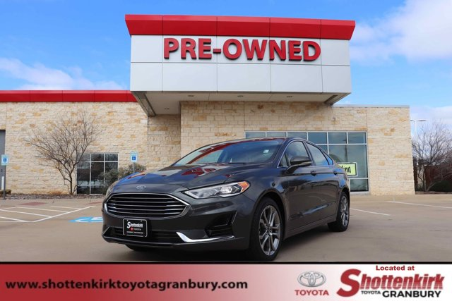 Used 2019 Ford Fusion in Granbury, TX