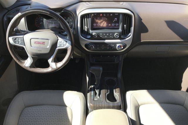 Used 2016 GMC Canyon 4WD Crew Cab 140.5 SLE