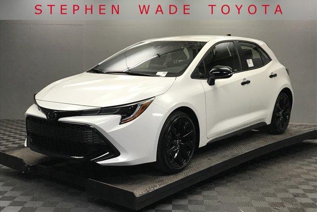 New 2020 Toyota Corolla Hatchback in St. George, UT