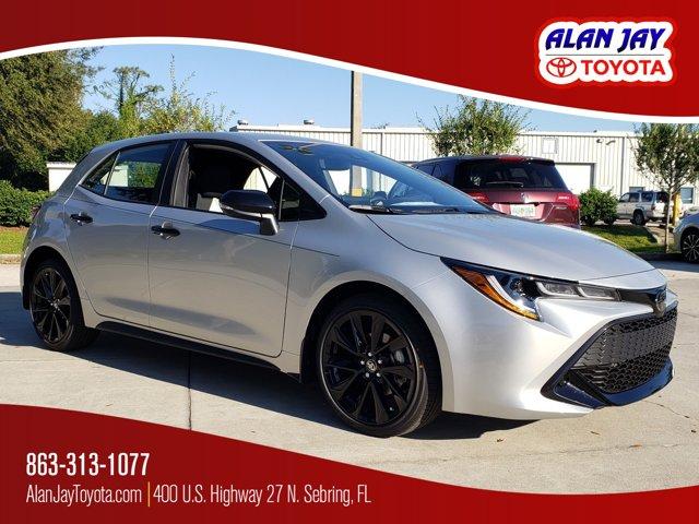 New 2020 Toyota Corolla Hatchback in Sebring, FL
