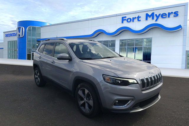 Used 2020 Jeep Cherokee in Fort Myers, FL