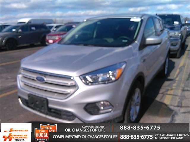 Used 2019 Ford Escape in Muskogee, OK