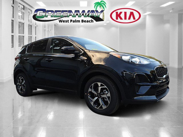 New 2020 KIA Sportage in West Palm Beach, FL