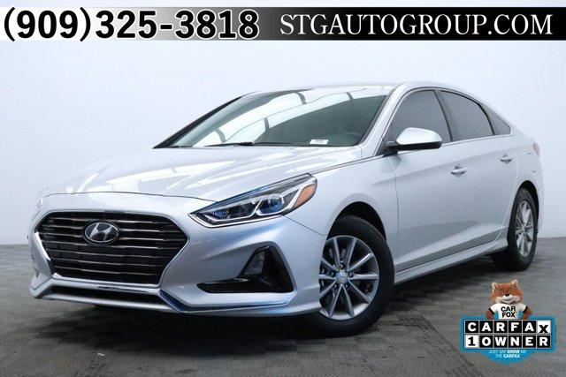 Used 2019 Hyundai Sonata in Ontario, Montclair & Garden Grove, CA