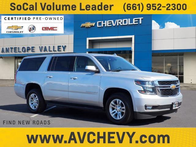 2020 Chevrolet Suburban LT 4WD 4dr LT Gas/Ethanol V8 5.3L/ [1]