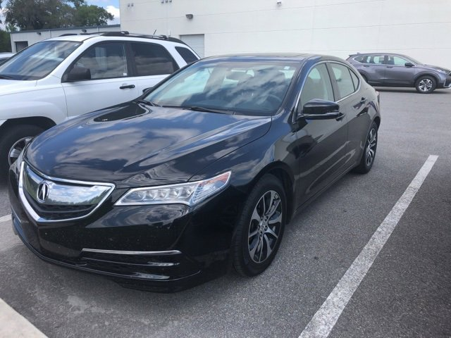 Used 2017 Acura TLX in Lake City, FL