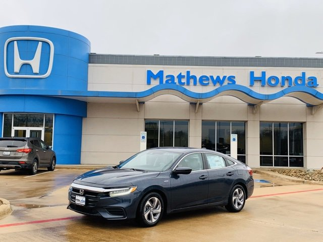 New 2020 Honda Insight in Paris, TX