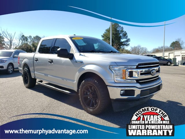 Used 2018 Ford F-150 in Beech Island, SC