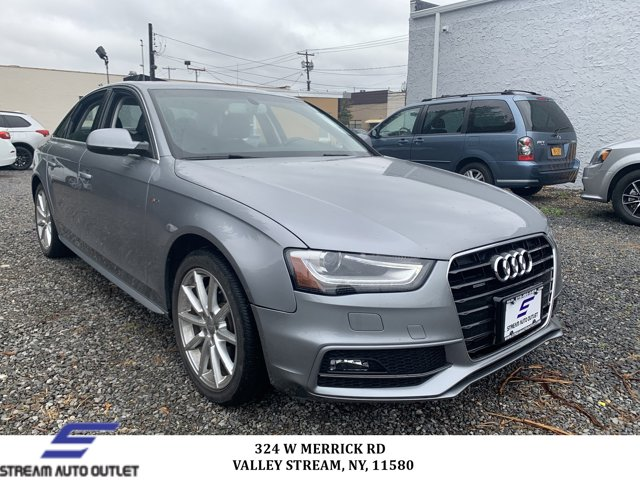 Used 2016 Audi A4 in Valley Stream, NY