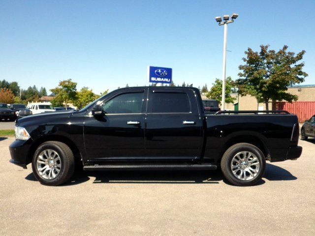 Used 2014 Ram 1500 4WD Crew Cab 140.5 Longhorn Limited
