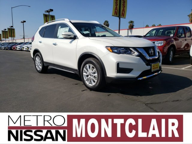 2020 Nissan Rogue SV FWD SV Regular Unleaded I-4 2.5 L/152 [5]