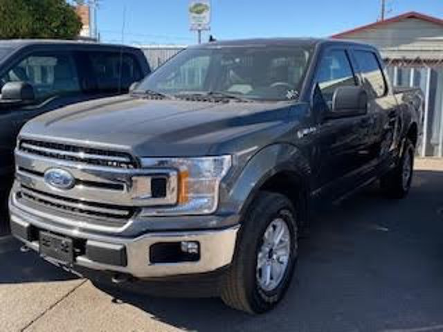 2019 Ford F-150 XLT SuperCrew 5.5-ft. Bed 4WD  Twin Turbo Regular Unleaded V-6 2.7 L/164 [13]
