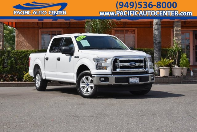 Used 2017 Ford F-150 in Fontana, CA