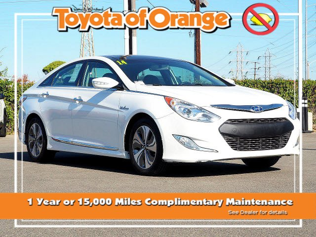2014 Hyundai Sonata Hybrid Limited 4dr Sdn Limited Gas/Electric I-4 2.4 L/144 [6]