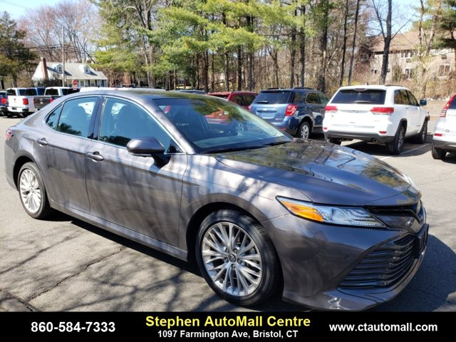 Used 2018 Toyota Camry in Bristol, CT