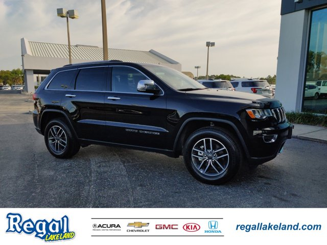 Used 2020 Jeep Grand Cherokee in Lakeland, FL