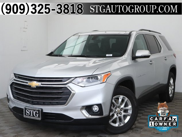 Used 2019 Chevrolet Traverse in Ontario, Montclair & Garden Grove, CA