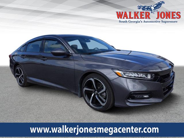 Used 2018 Honda Accord Sedan in Waycross, GA