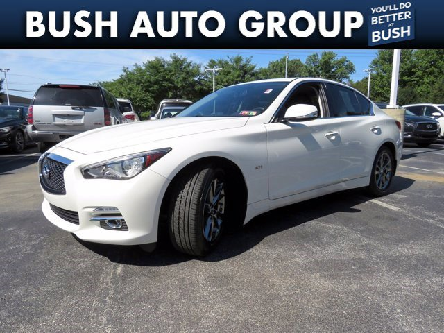 2017 INFINITI Q50 3.0t Signature Edition 3.0t Signature Edition AWD Twin Turbo Premium Unleaded V-6 3.0 L/183 [5]